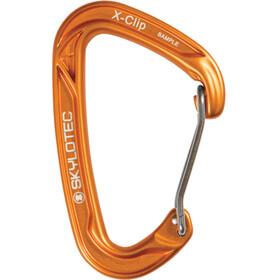 Skylotec X-Clip Carabiner orange